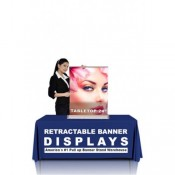 Tabletop Banner Stand (2)